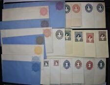 Honduras Postal Stationery: PSE Large Assortment SEE PHOTO $$$