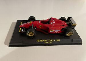 1/43 Ferrari Collection F1 412T2 1995 Jean Alesi