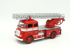 Signature SB 1/43 - DAF A1600 F1962 Brandweer Pompiers Echelle