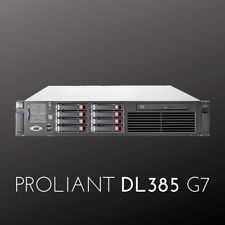 ProLiant DL385 G7 + 32 CORE - 2x AMD Opteron 6274 + 128GB