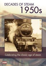 Decade of Steam 1950's DVD
