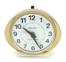 Alarm Clock to Charge Years 80 'New' Outer White and Gold