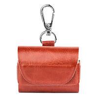 Vissko Leather Bag for Apple Airpods Pro3 Wireless Bluetooth Earphone Case  E3O1