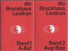 dtv Brockhaus Lexikon - Ein Band zum Aussuchen aus folgenden (N)