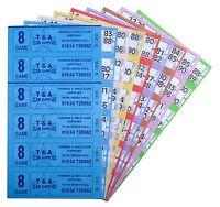 Bingo Tickets 6000 8 Page 6 To View Bingo Books
