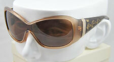 Chopard SCH 054 SCH054 0D67 Sunglasses Brown with Brown Lenses NEW