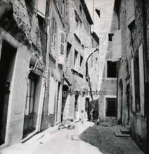 VIVIERS c. 1950 - Jeux d'Enfants Petite Rue Ardèche - DIV 3136