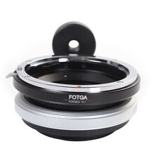FOTAG Tilt Adapter Ring Fr Canon EOS EF Lens to Sony E Mount NEX3 5 6 7 ILCE-7R