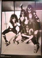 Kiss - Amsterdam -Poster-Laminated available-90cm x 60cm-Brand New