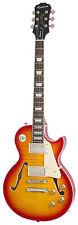 Epiphone Les Paul il Pro FC Faded CHERRYBURST-Halbresonanz E-guitare