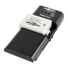 ANSMANN Powerline Vario Universal Charger for Lithium-Ion and AA / AAA Battery
