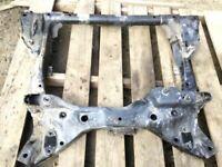 14-15 Honda Civic Coupe EX  Front  Crossmember Subframe Frame Beam Cradle   O
