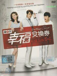 Love Cheque Charge _ Taiwan Drama _ English Sub _ 18 DVD All Region _ George Hu