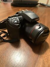 Figifilm Hs20exr Digital Camera With Lense, Lense Cover, Strap, Bag And Cables