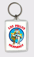 LLAVERO LOS POLLOS HERMANOS BREAKING BAD KEYRING