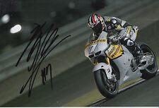 Hiroshi Aoyama HAND SIGNED PHOTO 12x8 MotoGP.