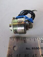 "New 04-07 Electric Brake 80VDC CNC 3D .25"" ID Shaft Diameter"