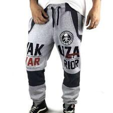 Slim-Fit-Herrenhosen im Jogginghosen-Stil aus Baumwollmischung