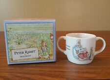 Peter Rabbit Wedgwood Mug Two Handles