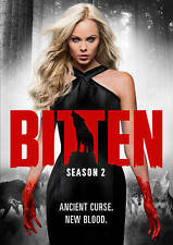 Bitten The Complete Second 2nd Season 3 Disc Set 2015 She-Wolf Season Brand New