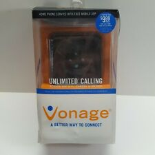 VONAGE HT802 GRANDSTREAM ANALOG TELEPHONE ADAPTER VoIP PHONE (E3200)