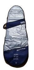 "New listing Travel Longboard Surfboard Board Bag 7'10""/ blue/Grey"