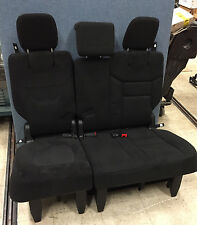 2015 Dodge Grand Caravan SXT 3 Row Foldable Back Seats