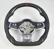 Carbon Leder-Lenkrad passend für VW Golf 7 VII GTI DSG auch GTD (12+)