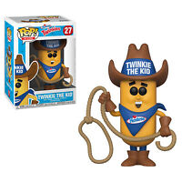 Funko Pop Ad Icons: Hostess - Twinkie The Kid Collectible Figure, Multicolor
