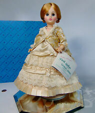 """BOXED 1973 Madame Alexander LUCY WEBB HAYES 14"""" DOLL First Lady Of USA - MIB"""
