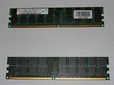 16GB RAM 4x4GB PC2-6400P DDR2-800  HYNIX HYMP151P72CP4-S5 499277-061 504351-B21