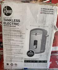 Rheem 240V Electric Tankless Water Heater RTEX13