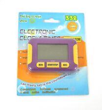 Timer Elettronico Electronic ClockeTimer 332 Temporizzatore Cucina Calamita hsb