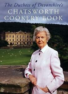 Chatsworth Cookery Book, The Duchess of Devonshire, Collectible; Good Book