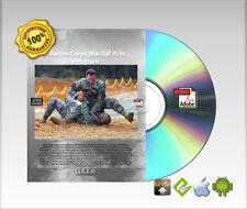 The Marine Corps Martial Arts Program: The Complete Combat System+Bonuses CDROM