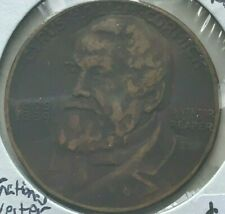 1931 Centennial of the Reaper Medal by the International Harvester Company