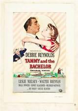 TAMMY AND THE BACHELOR Movie POSTER 27x40 Debbie Reynolds Leslie Nielsen Walter
