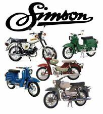 Simson Sitzbankbezug