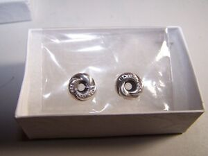 KAY JEWELERS CHARMED MEMORIES STERLING SILVER ITALY MA CHARM STOPPERS (2)