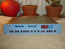 Orban 787A, Blueface, Mic Processor Compressor, Gate, Equalizer, Vintage Rack