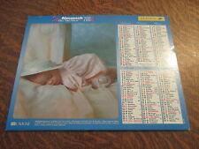 calendrier almanach du facteur 2006
