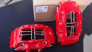 """JP - Dansk Bremssattel """"BIG RED""""  passend für Audi RS 2 Porsche 965 / 993 Turbo"""