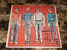 Talking Heads David Byrne Signed Vinyl LP Record More Songs About Buildings COA