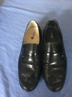 Padders Men Black Slip-on Shoes Size 10(BX)