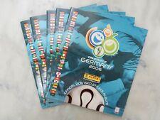 1 Album Vide Germany 2006 FIFA World Cup - Panini - empty soccer coupe du monde