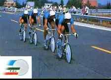 EROS POLI Signed Autographe cycling World Champion signature ITALY team 1987