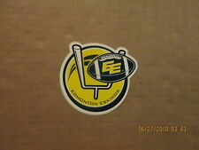 CFL EE Edmonton Eskimos Vintage Goal Post Logo Football Team Sticker