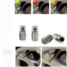 4Pc Auto Tire Pressure Monitor Ventilkappen -Sensor-Anzeige Alarm Reifenprüfung