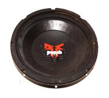 """New listing 12"""" Rockford Fosgate Punch Dvc Old School Vintage Subwoofer Speaker"""