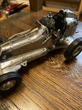 Cox Thimble Drome Champion Tether Car Original. Lightning Bug .199. Chrome.
